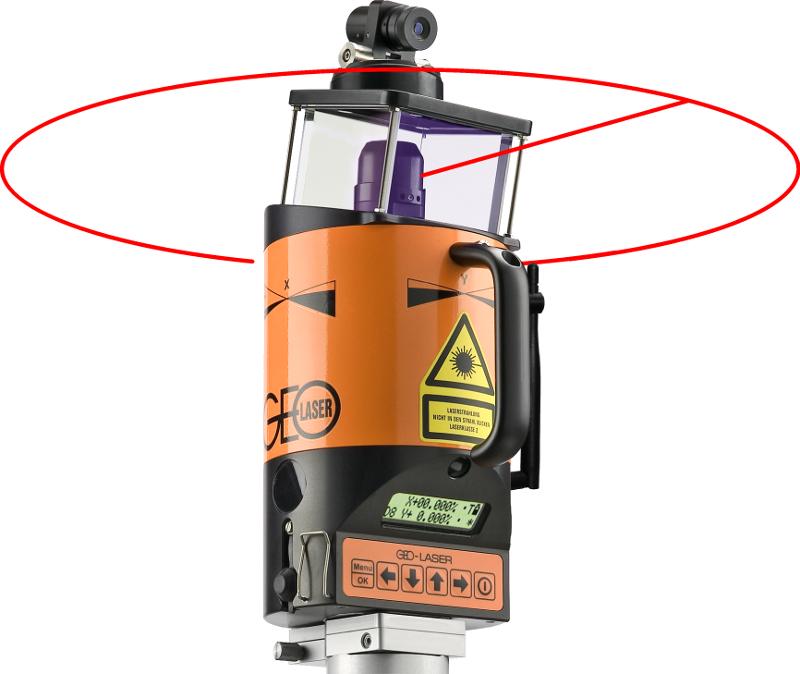 GEO-Laser NL−8