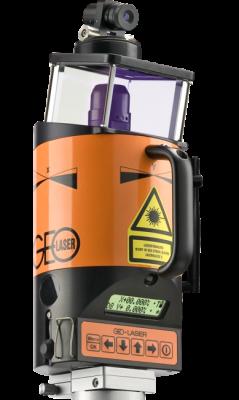 Grade laser NL-8