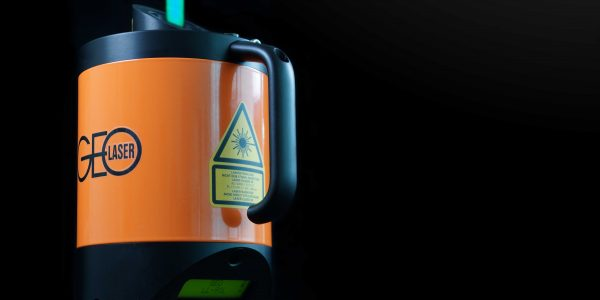 Plumb up laser with green laser beam